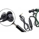 Hidden Camera Headphones