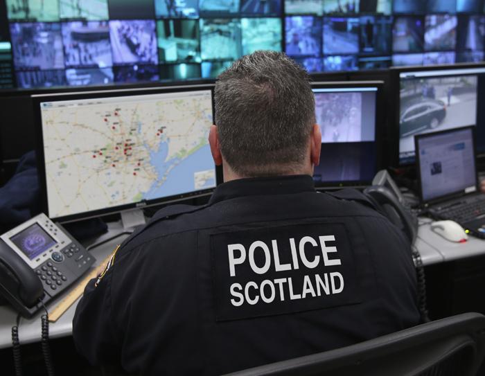 scotland police
