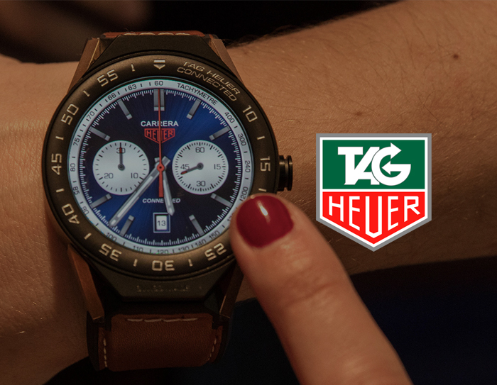 The New Spy Watch From TAG Heuer