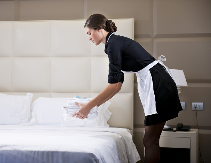 Hotels May Be Spying On You